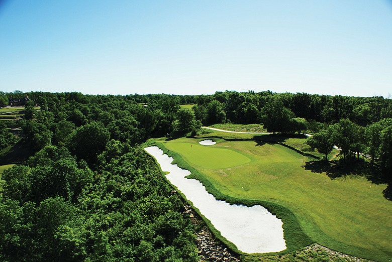 The Patriot Golf Club.