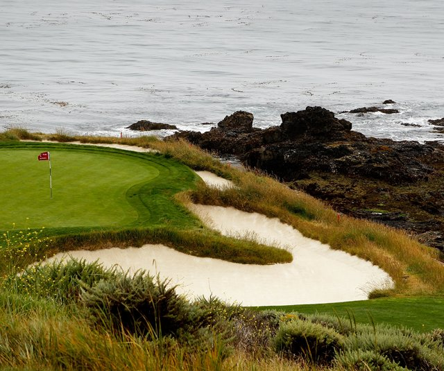 No. 7 at Pebble Beach