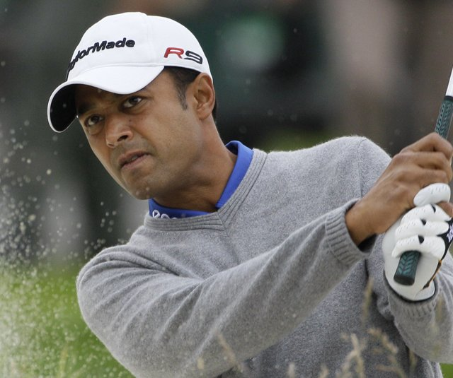 Arjun Atwal is coming back from surgery on a torn rotator cuff in 2009.