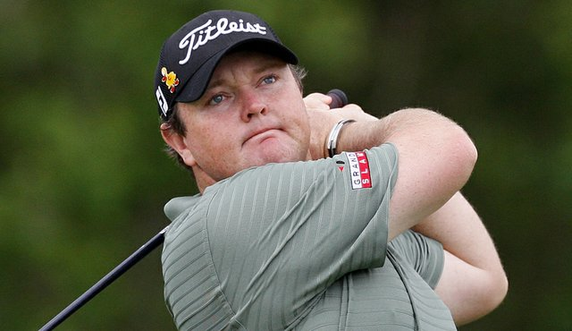 Jarrod Lyle decided to go to Pebble Beach instead of play the Nationwide Tour event in Arkansas.