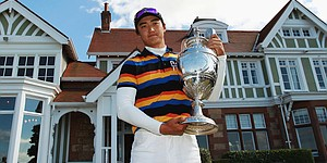 Jeong defeats Byrne for British Amateur title