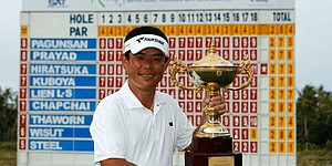 Japan's Hiratsuka claims Queen's Cup