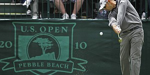 Havret shows courage before arriving at Pebble