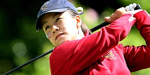 College kids take aim at Women's Open
