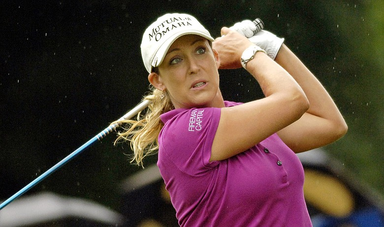 Cristie Kerr during Round 3 of the LPGA Championship.