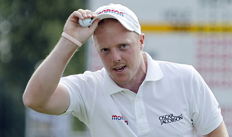David Horsey won the 2010 BMW International Open.