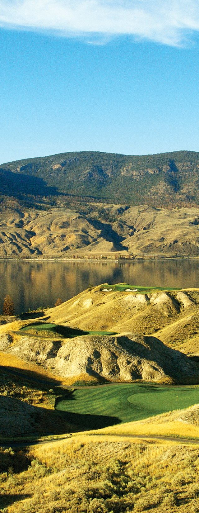 Tobiano Golf Course