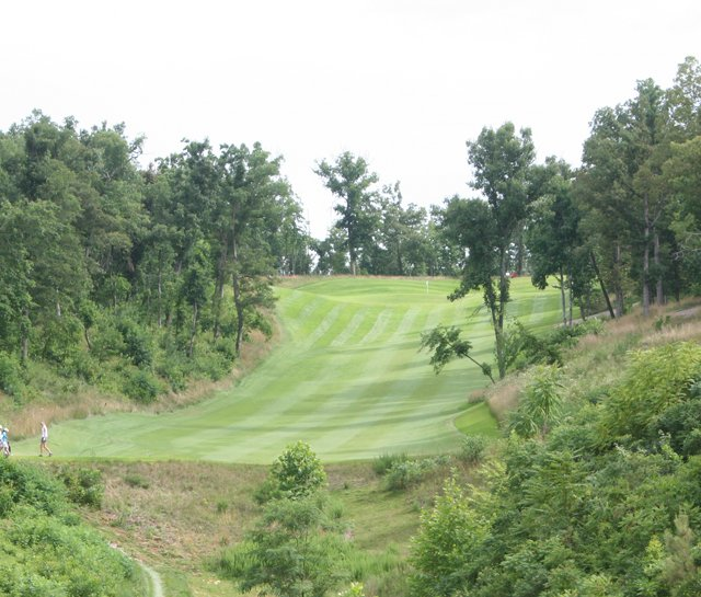 No. 11 at Blessings Golf Club