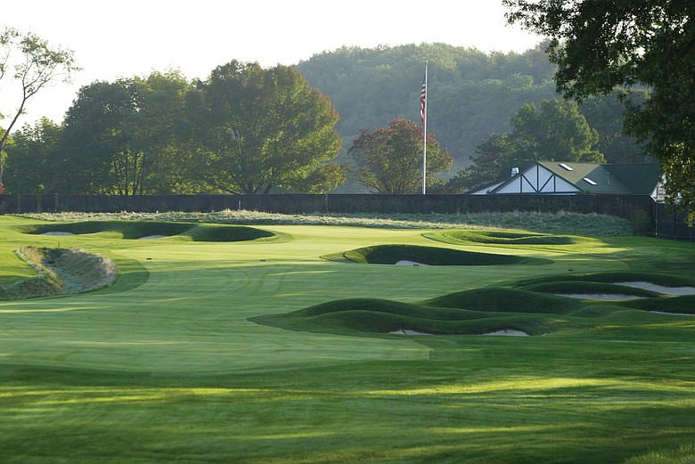 No. 2 at Oakmont