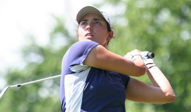Emily Tubert during Round 1 of the AJGA Rolex Tournament of Champions.