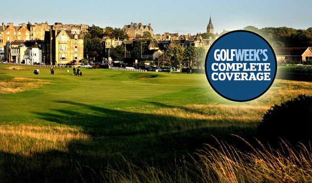 The Road Hole at St. Andrews