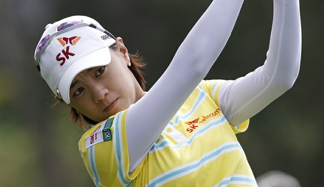 Na Yeon Choi rallied at the Jamie Farr Corning Classic after missing the cut at the LPGA Championship.