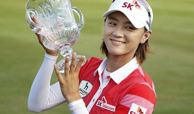 Na Yeon Choi won the Jamie Farr Owens Corning Classic on July 4.