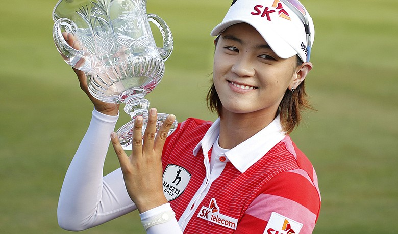 Na Yeon Choi won the Jamie Farr Owens Corning Classic on July 4.