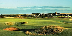 Beware: Old Course's oversized greens