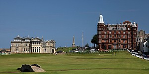 St. Andrews needs better finishing hole