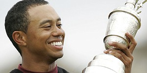 A closer look: Tiger Woods' British Open results