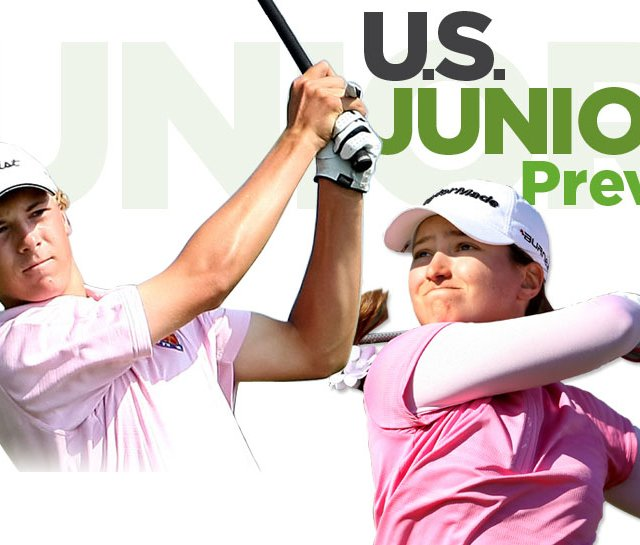 Jordan Spieth and Victoria Tanco highlight the 2010 U.S. Juniors.