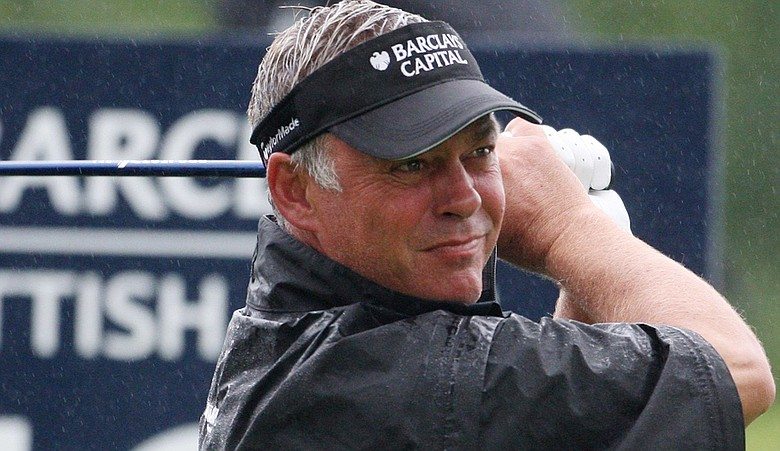 Darren Clarke built a four-shot lead heading into the weekend at the Scottish Open.