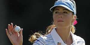 Americans faring well at U.S. Women's Open