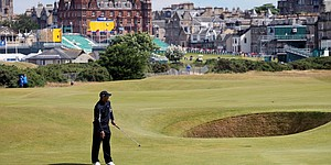 Players get reacquainted with Old Course