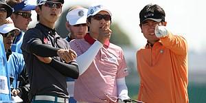 Korean teen Noh warrants attention at Open