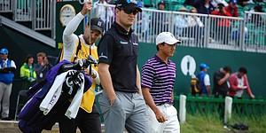 Caddie blog: Chun's first-round recap