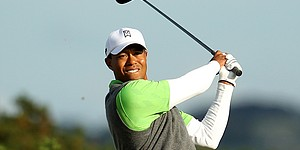 Woods, Kim to play Bridgestone next week