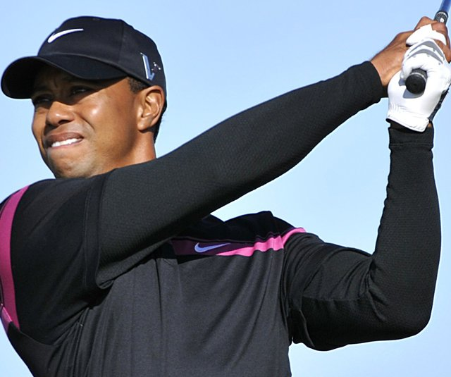 Tiger Woods couldn&#39;t get the putts to fall in Round 3 at St. Andrews.
