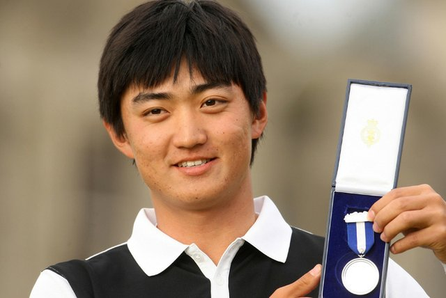 South Korea's Jeong Jin finished as the top amateur in the 139th Open Championship at St. Andrews. He finished in joint 14th-place.