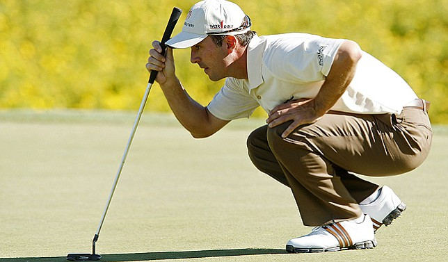 Mike Weir came close to winning his country's national championship in 2004, losing in a playoff.