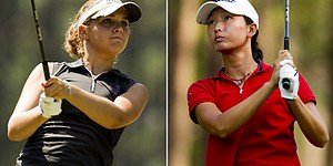 Dambaugh, Chen to meet in Girls' Junior final