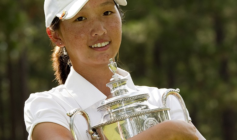 Doris Chen won the U.S. Girls' Junior on July 24.