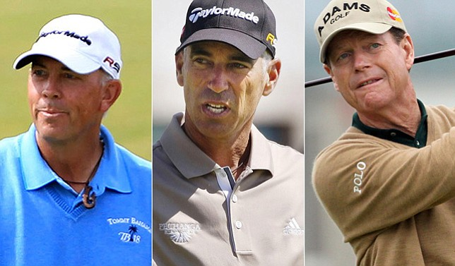Quality play from the likes of Tom Lehman, Corey Pavin and Tom Watson is indication that we may see a 50-or-older player win a regular major in the near future.