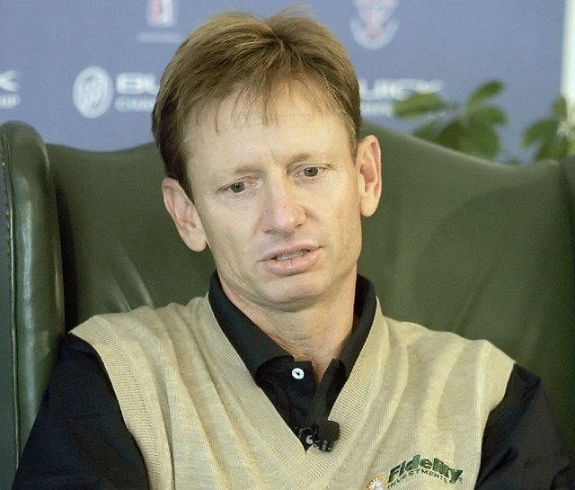 Brad Faxon is a player director of the PGA Tours policy board.