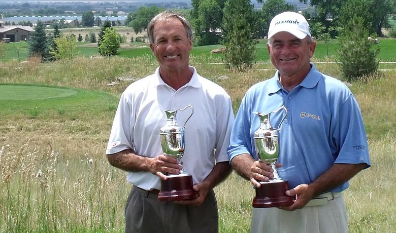 Greg Mokler (left) and Karl Stewart