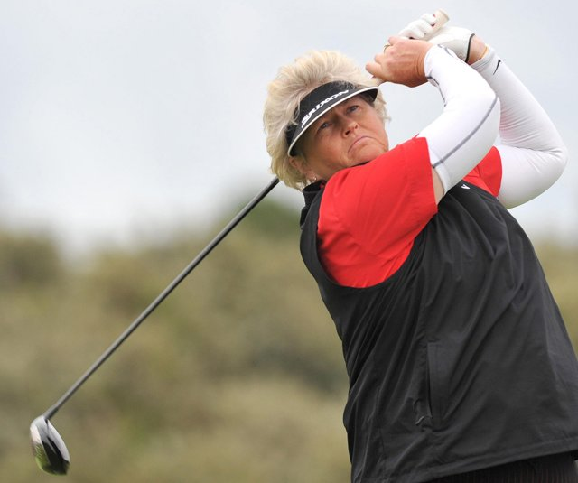 Laura Davies