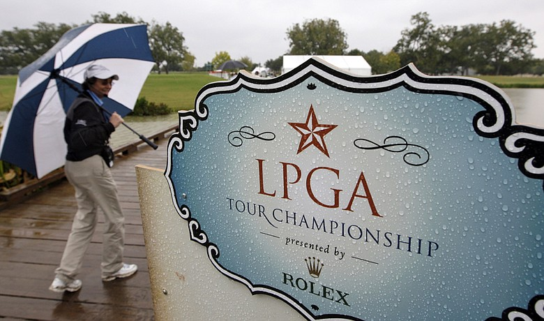 The LPGA Tour Championship is moving to Grand Cypress Resort in Orlando, Fla.