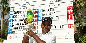 Siddikur's victory a first for Bangladesh on Asian Tour
