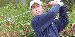 Chung rallies for Porter Cup win