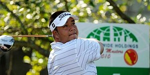 Kiradech overcomes nerves to net first Asian Tour victory