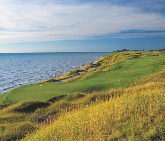 No. 13 at Whistling Straits