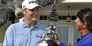 Lunde wins Turning Stone, first PGA Tour title