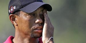 Woods planning to work through slump