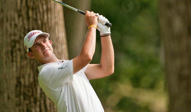 Patrick Rodgers at the 2010 Junior PGA Championship.