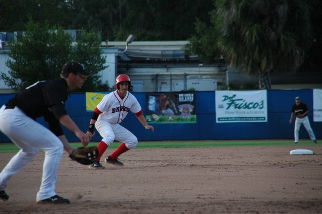Some daring offense has given the Diamond Dawgs the upper hand as they've passed the River Rats in the last week with a pair of blowout wins.