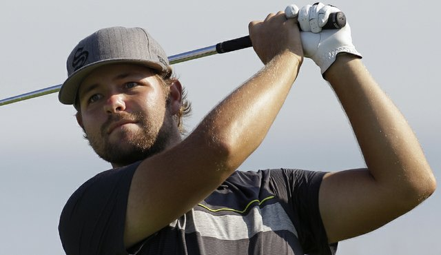 Ryan Moore is one of the twentysomethings near the top of the leaderboard Thursday at the PGA Championship.