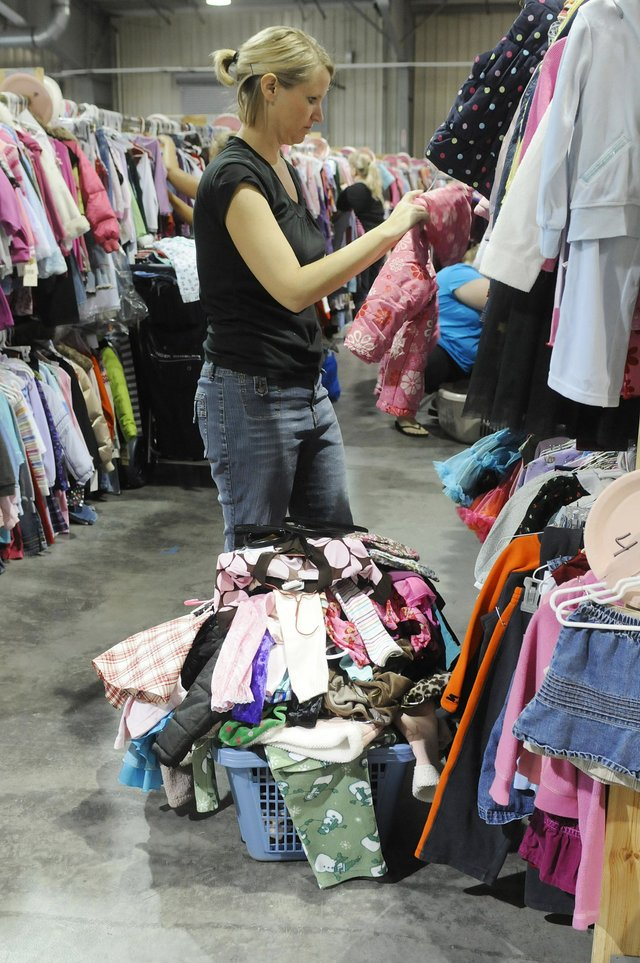 A children's consignment sale organized by Just Between Friends, a service that makes it easier to buy and sell used goods, will host a back-to-school sale Aug. 10-14.