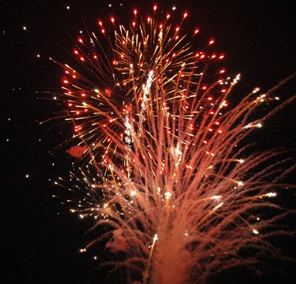 Come see the largest fireworks display in Central Florida on Saturday July 3 from 4-11 p.m., at the Red Hot & Boom Independence Day celebration at Cranes Roost Park in Uptown Altamonte.