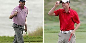 Kuchar, Molder shine early at PGA